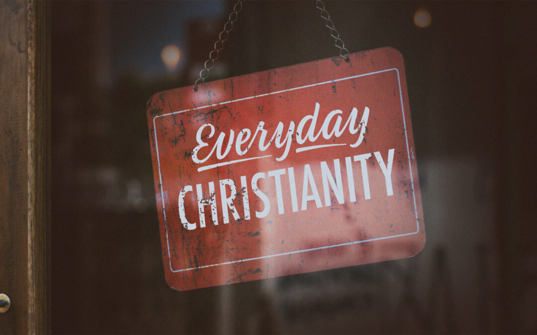 Everyday Christianity – Growing Through Relationships – James 2:1-13