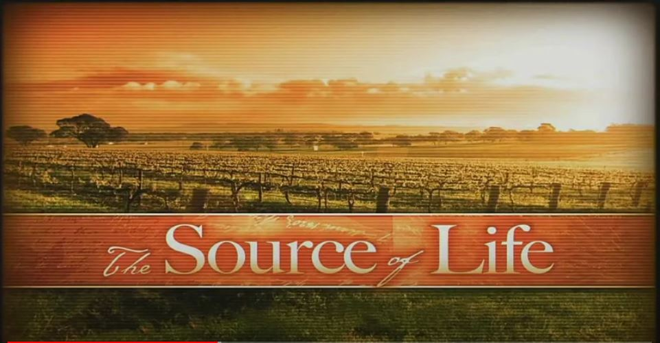The Source of Life – Jesus is the True Vine